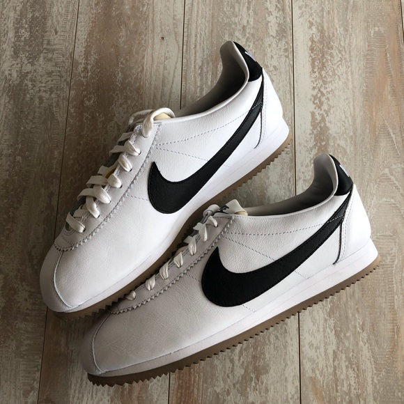 new product 29be5 51c57 NWT Nike ID Cortez Leather Custom